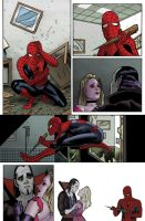 Amazing Spider-man 622 p.9 by quin-ones
