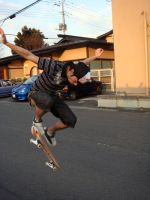First Ollie by DihtagZ