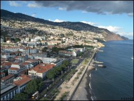 Funchal by Tiagoto