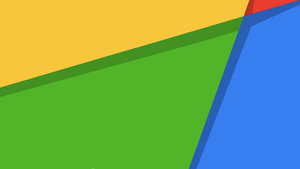[MinFlat] Default Android 4.3 Wallpaper (HD) by DaKoder