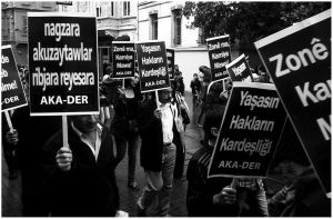 Workers protest 003 by MarcoFiorentini