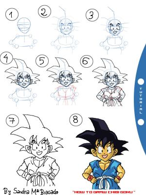 how to draw anime guys hair. how to draw chibi hair how to