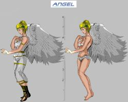 Tekken 7 - Angel by LA-Laker