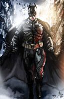 The Dark Knight Rises by dumblyd0re