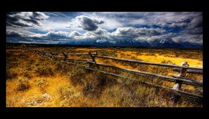 A Pastoral Immensity by Robert-S-Stewart