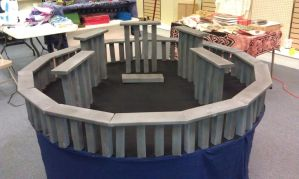 Stonehenge Model / Display Table by Zaehlas