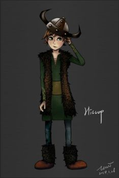 Hiccup by Mqobxvlc