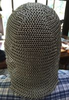 Chainmail Skullcap  by DesignsbyJames