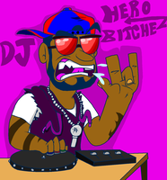 DJ Hero Bitchez by UltraEd12