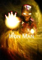 Iron Man Poster by linglingbell