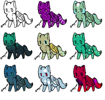 WINGED ADOPTABLES. by xNeverEndingRain