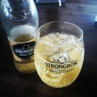 Strongbow - apple ciders. by silverrr-roxana