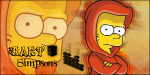 Bart Simpsons by NF-Art