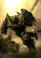 Ironhide by EspenG