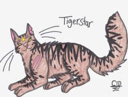 Tigerstar o3o by Chimerathedragon