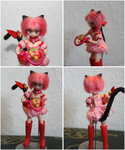 Cute Mew Mew Strawberry Doll by SuperMuffin92