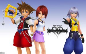 Kingdom Hearts 1.5 HD ReMIX by UxianXIII