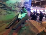 MGW 2014: Riding a hover ship by alvarobmk123