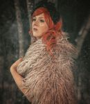 Cold to the touch by MUA-Maano