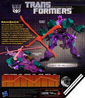 Transformers Generatons: Ransack by Giga-Bash