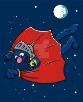 Super Grover by JellySoupStudios