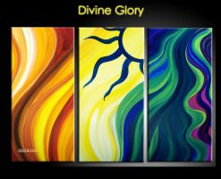 "---""Divine Glory""--- by meenajolly"