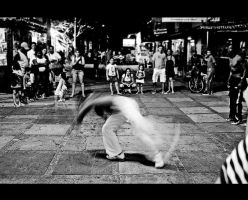 Capoeira by think0