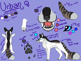 Urban New Ref by xxleaftrailxx
