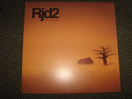 rjd2 by incenderepicta