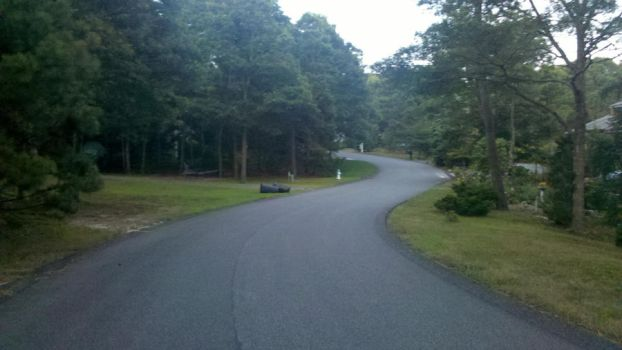 The Long and Winding Road by Vitchard