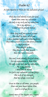 Psalm 62 by AngelLover89