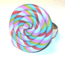 Lollipop ring by sississweets