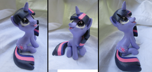 Other Views, Twilight Sparkle Sculpt by Reyndrys