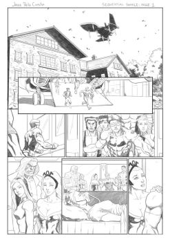 x-men sequential sample page 1 by jazzdelacuesta