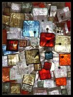 Glass'n'light by bupo