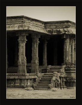 The Pillars and The Steps by The-Photographers