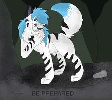 Be Prepared by Celtic-Flame