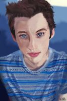 Troye Sivan by Irgo-Time