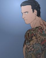 tattoo bruce by eimy1992