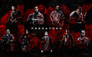 Predators 2010 Team by rehsup