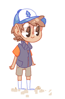 Dipper Pines by BlueMagnet