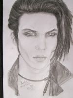 Andy Biersack by MarinaWoo94