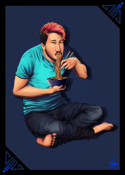 Rameniplier | Markiplier by SimplEagle