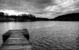 Lights on the Lake pt. II by BloodStainedKid