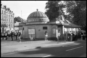 Clapham Common Station by saamhashemi