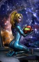 Samus Is A Girl! by SirTiefling