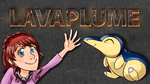 Lavaplume's YouTube Banner (Large) by InkBlu