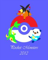 Pocket Monsters 2012 by The-Blue-Wind