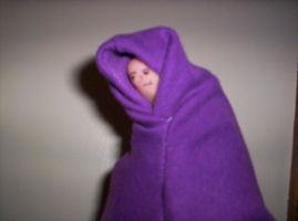 Lord Voldemort Hand Puppet by purplesockprincess