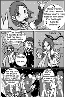 Costumed Madness pg.1 by IrregularChild